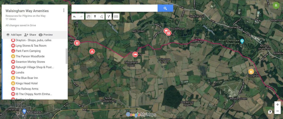 Google Map Added